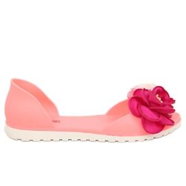 Ballerina meliski roz W-13 roz