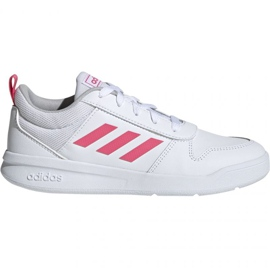 Alb Pantofi Adidas Tensaur K Jr. EF1088