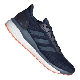 Bleumarin Pantofi de alergare adidas Solar Drive 19 M EF0786