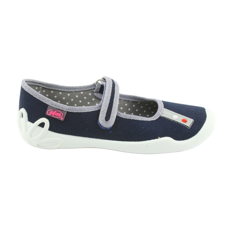 Pantofi pentru copii Befado bleumarin 114Y317 albastru marin