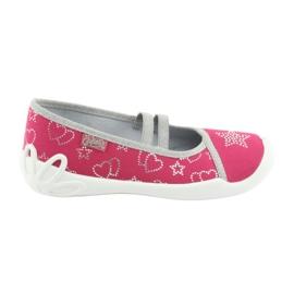 Încălțăminte pentru copii Befado 116Y245 roz gri