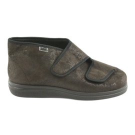 Befado femei pantofi 986D007 maro