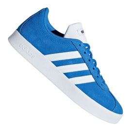 Albastru Adidas Vl Curtea 2.0 Jr F36376 pantofi