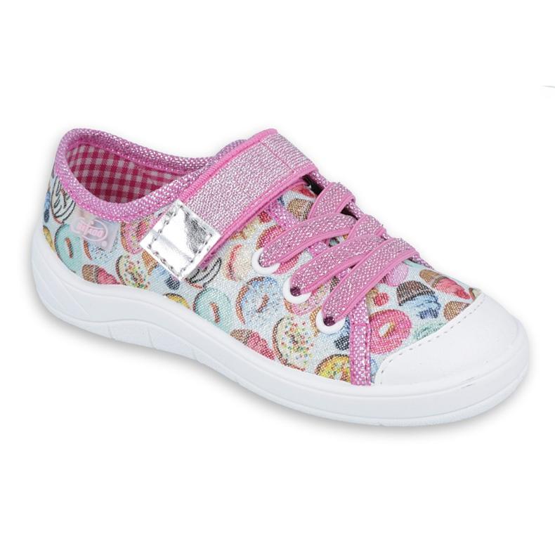 Încălțăminte pentru copii Befado 251X134 roz multicolor