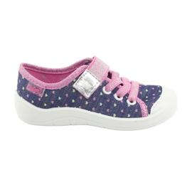 Încălțăminte pentru copii Befado 251X135 albastru roz multicolor