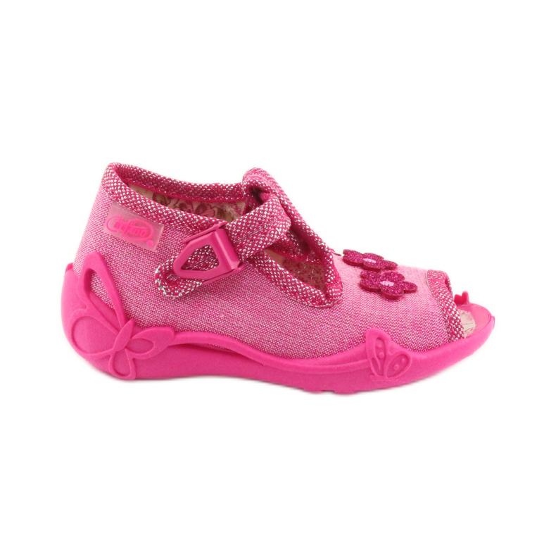 Papuci Befado 213P109 roz