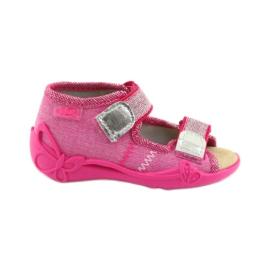 Pantofi pentru copii Befado 342P001 roz