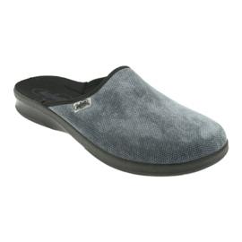 Gri Befado bărbați pantofi pu 548M017