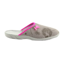Papuci Befado 235d162 papuci gri