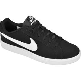 Nike Sportwear Pantofi Primo Curtea Royale Nubuck M 819801-011 negru