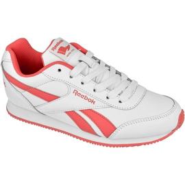 Pantofi Reebok Royal Classic Jogger 2 Jr. V70489 alb