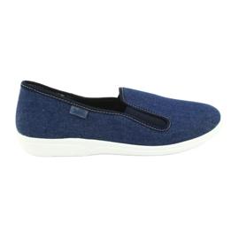 Befado încălțăminte pentru tineri pvc 401Q018 albastru