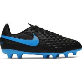 Pantofi de fotbal Nike Tiempo Legend 8 Club FG / MG Jr. AT5881-004