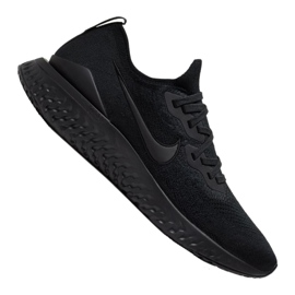 Negru Pantofi de alergat Nike Epic React Flyknit 2 M BQ8928-011