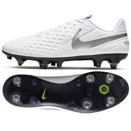 Cizme de fotbal Nike Tiempo Legend 8 Academie SG-Pro Anticlog Tracțiune M AT6014-100
