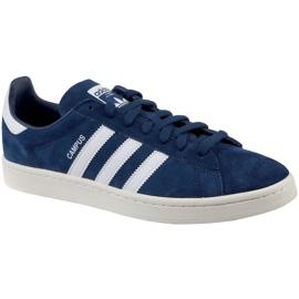 Adidas Originals Campus M BZ0086 pantofi albastru bleumarin