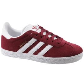 Adidas Gazelle Jr CQ2874 pantofi roșii