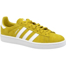 Adidas Originals Campus M pantofi CM8444 galben
