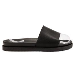 Clowse negru Pantofi negri pentru femei