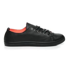 Balada negru Adidasi elegant pentru femei
