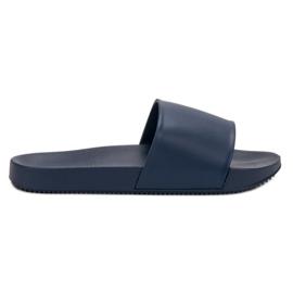 Seastar albastru Nave Papuci