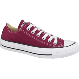 Pantofi Converse Chuck Taylor Toate Star Ox M9691C burgund