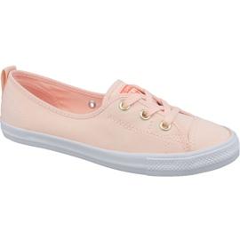 Portocaliu Converse Chuck Taylor Toate pantofii de portocalie din balerină Star 56313C