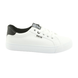 Pantofi albi BIG STAR 274312