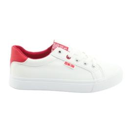 Pantofi albi BIG STAR 274311