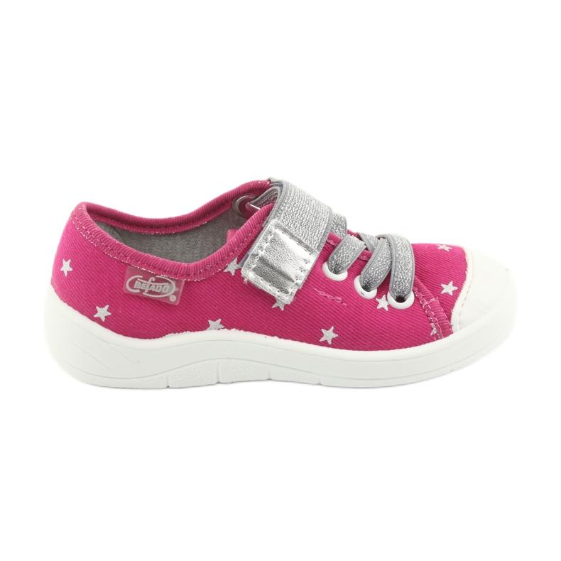 Încălțăminte pentru copii Befado 251X106 roz gri
