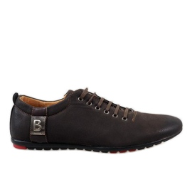 Maro Pantofi blugi pentru bărbați WF933-3