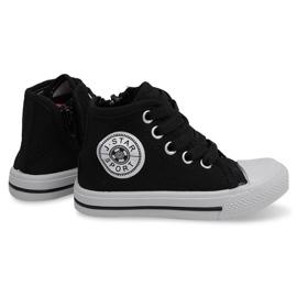 Pantofi adulți pentru copii Y1312 Negru