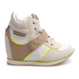 Maro Pantofi de moda JT4 Bej