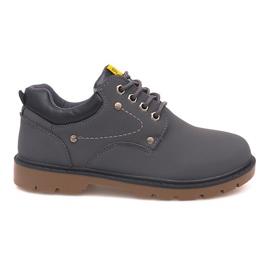 Gri Pantofi clasici pentru pantofi JX-20 Gray
