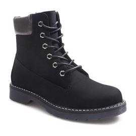 Căști calde 061-1 Negru