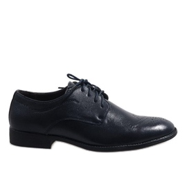 Bleumarin Albastru inchis pantofi elegant D181502B