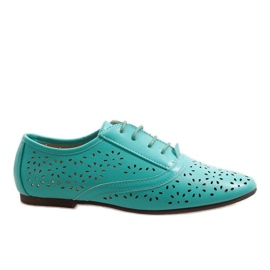 Ment pantofi de jazz deschise Oxford 3