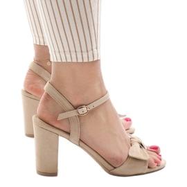 Maro Betege sandale inalt Gh 1508