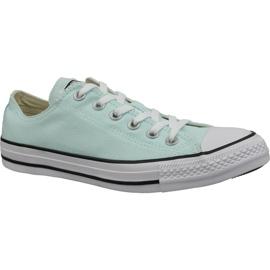 Albastru Pantofi Converse C. Taylor Toate nuanțele Star Teal Ox în 163357C