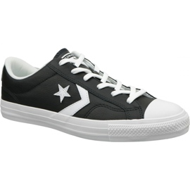 Negru Converse Star Player Ox 159780C pantofi