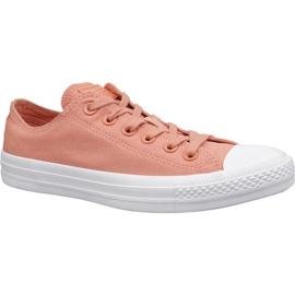 Portocaliu Converse C. Taylor All Star pantofi W 163307C