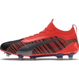 Cizme pentru fotbal Puma One 5.1 Fg Ag M 105578 01