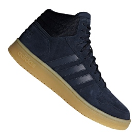 Pantofi de baschet adidas Hoops 2.0 Mid M F34798