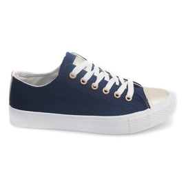 Bleumarin Sneakers Conversion TL13 Navy