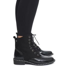 Negru Exclusive Boots BL-29 Black
