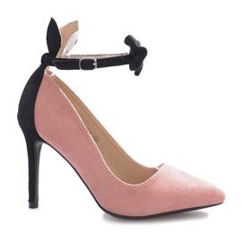 Roz Pink de iepuraș de iepure Dixon