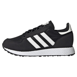 Negru Adidas Originals Pantofi Forest Grove Jr EE6557