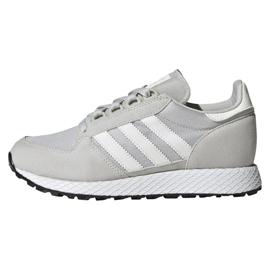 Gri Adidas Originals Pantofi Forest Grove Jr EE6565