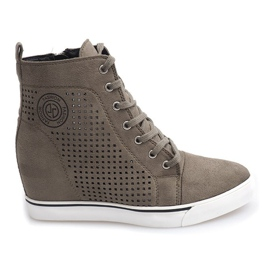 Sneakers XW36236 Olive