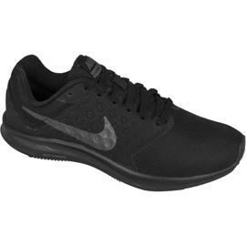 Negru Încălțăminte de alergat Nike Downshifter 7 W 852466-004